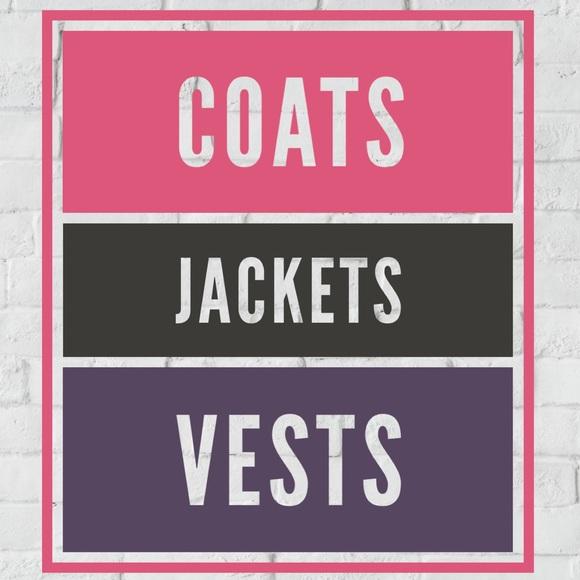 Jackets & Blazers - Coats, Jackets, Vests